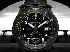 ساعت Khaki Aviation Takeoff Auto Chrono