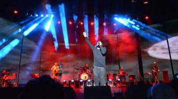 کنسرت گروه چارتار با حمایت ساعت سواچ