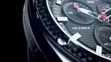 سرتینا دی اس ایگل ساعت متفاوت برند سرتینا کالکشن DS Eagle مدل DS Eagle Chronograph GMT شرکت بازرگانی کیش بهین