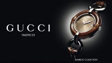 بامبو گوچی ساعت دست ساز بامبو از گوچی Gucci bamboo watch kish behin شرکت بازرگانی کیش بهین
