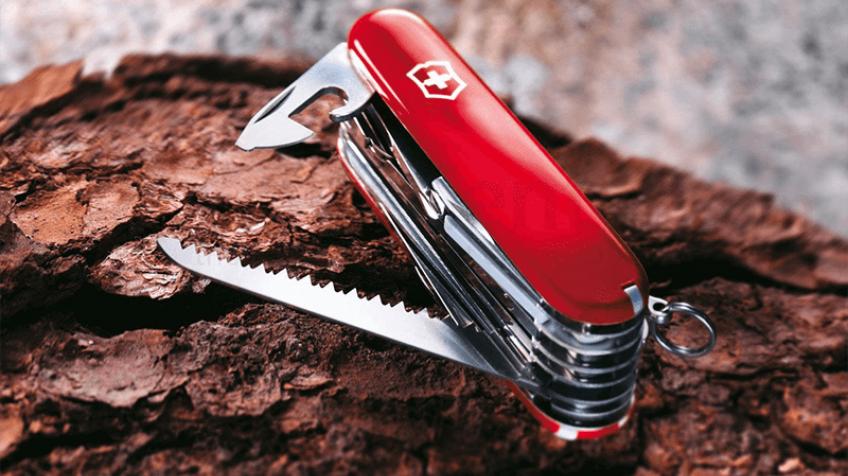 روش صحیح استفاده از چاقوهای جیبی